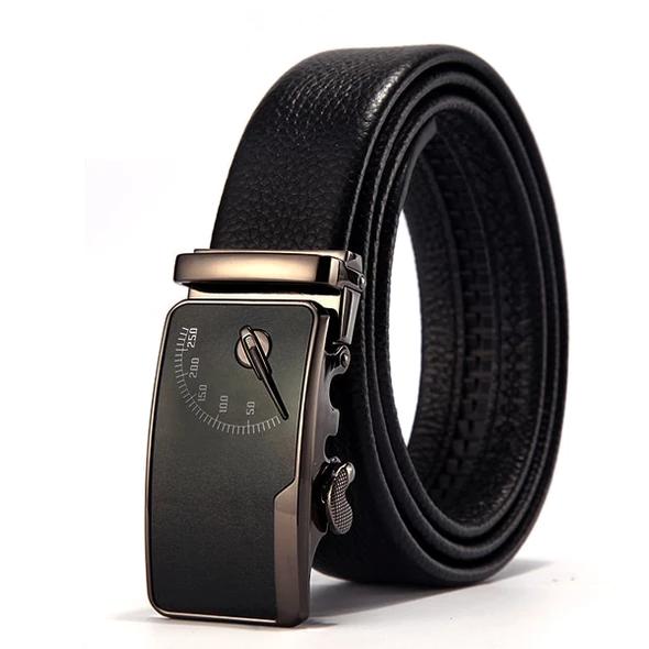 Leather Belt Buckle Belt Waistband Leisure Belt GreatGiftList Women Casual Dress Belt Genuine Leather Belt with Buckle