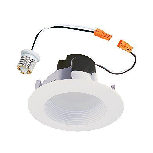 Halo Recessed Rl460wh935pk 4inch 90 Cri 3500k Recessed Led Retrofit Trim White You Can Retrofit Recessed Lighting Recessed Lighting Recessed Lighting Trim