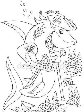 Related image result | Pirate coloring pages, Halloween ...
