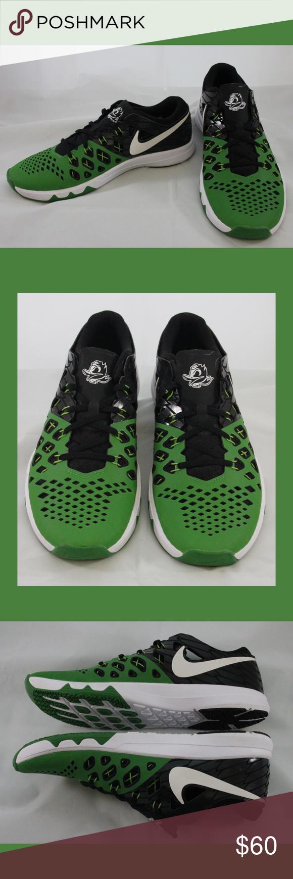 3475e23037f3 Nike Men s Train Speed 4 AMP Shoes Oregon Ducks 12 These Nike training  sneakers (844102