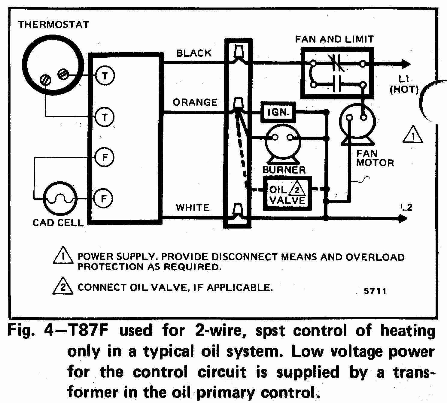 Honeywell S8610u Wiring Diagram Thermostat Wiring Hvac System Wire