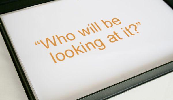 Preparing and talking about your graphic design portfolio ...