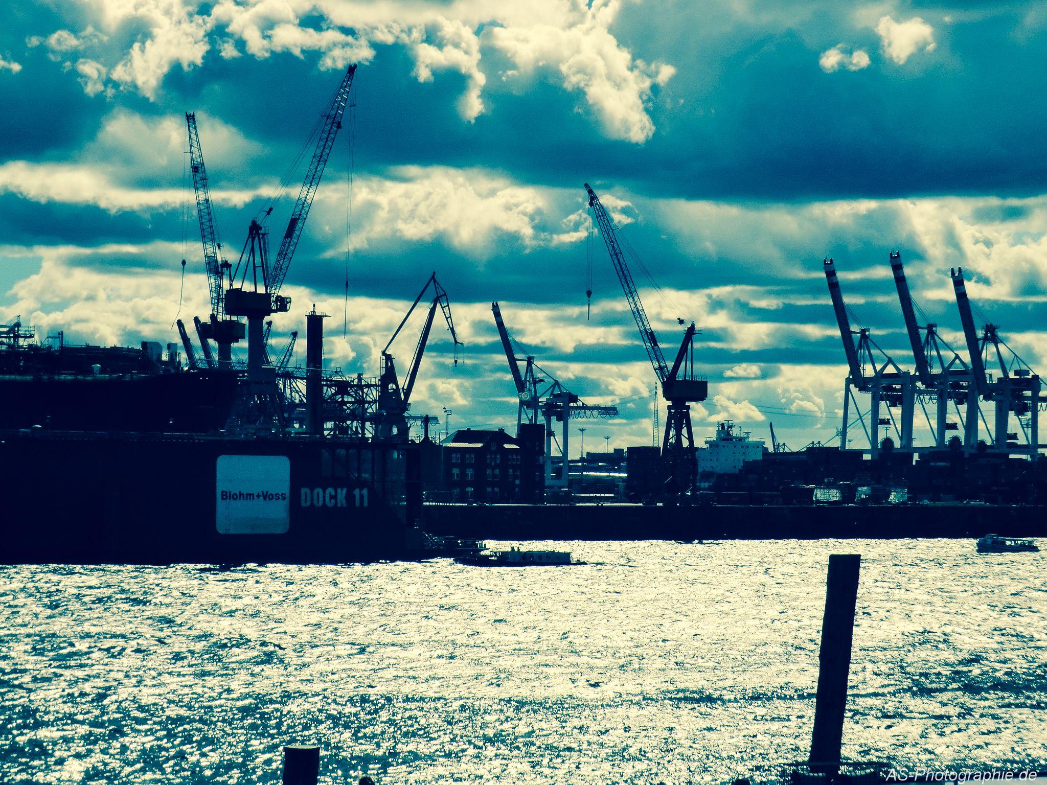 Hamburg Hafen Immer eine Reise und ein Foto wert