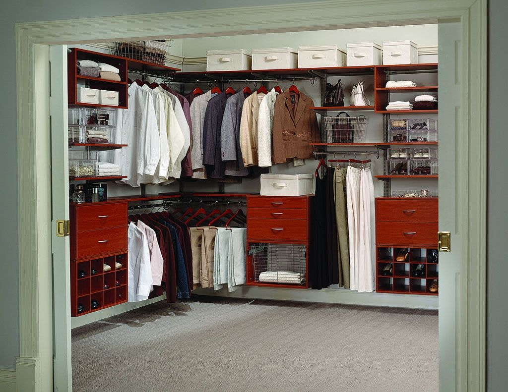 Cool Walk In Closets walk closet design ideas cool walk-in closet ideas for men who