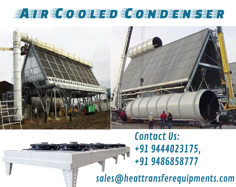 The Air Cooled Condenser design group will discuss about