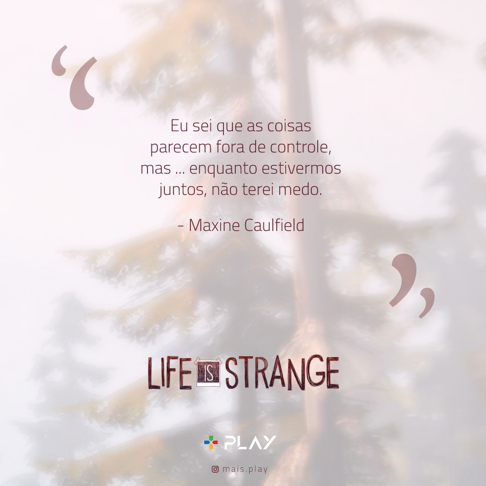 Frases Life Is Strange in 2020 (With images)