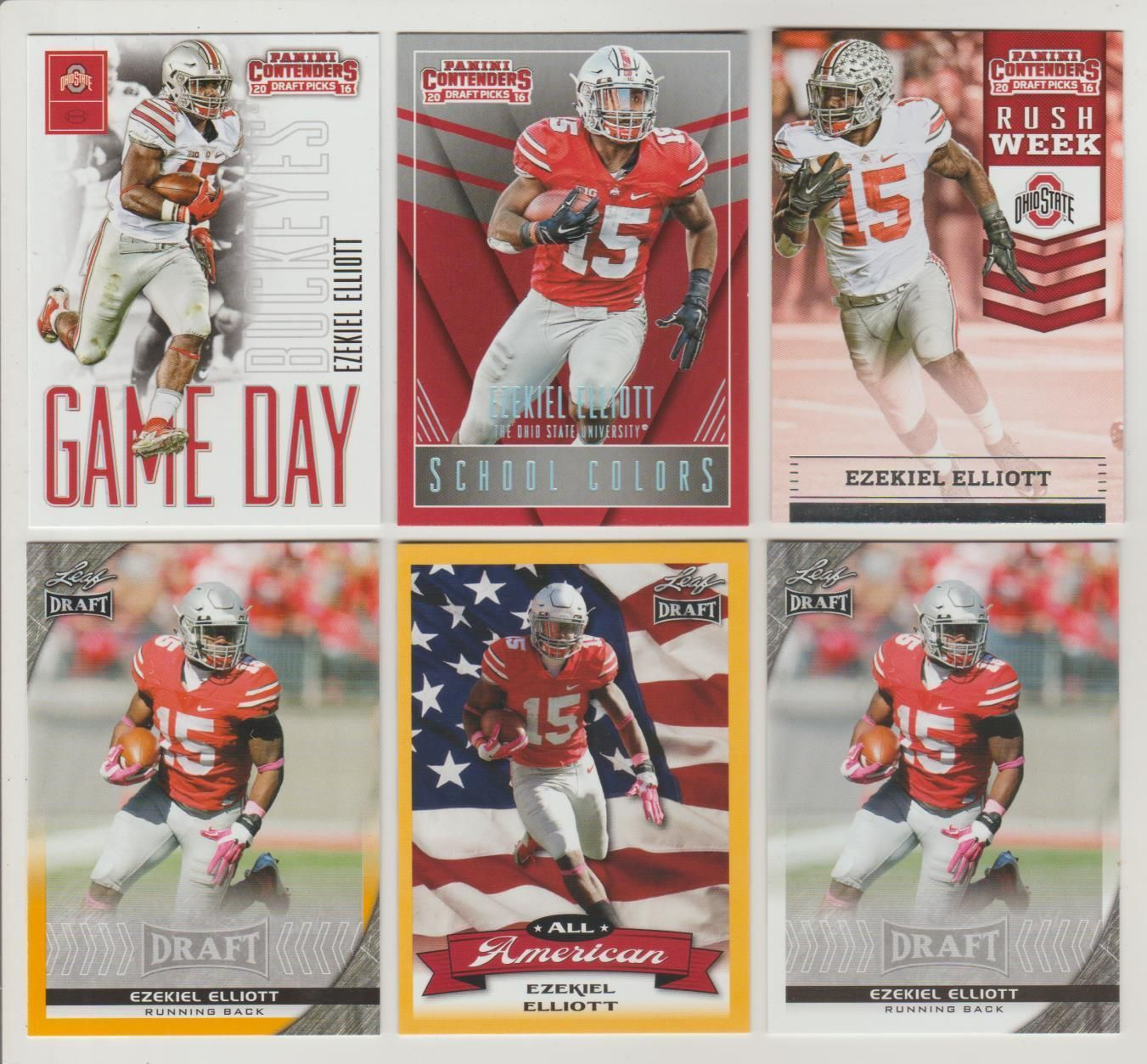 football rookie cards by year