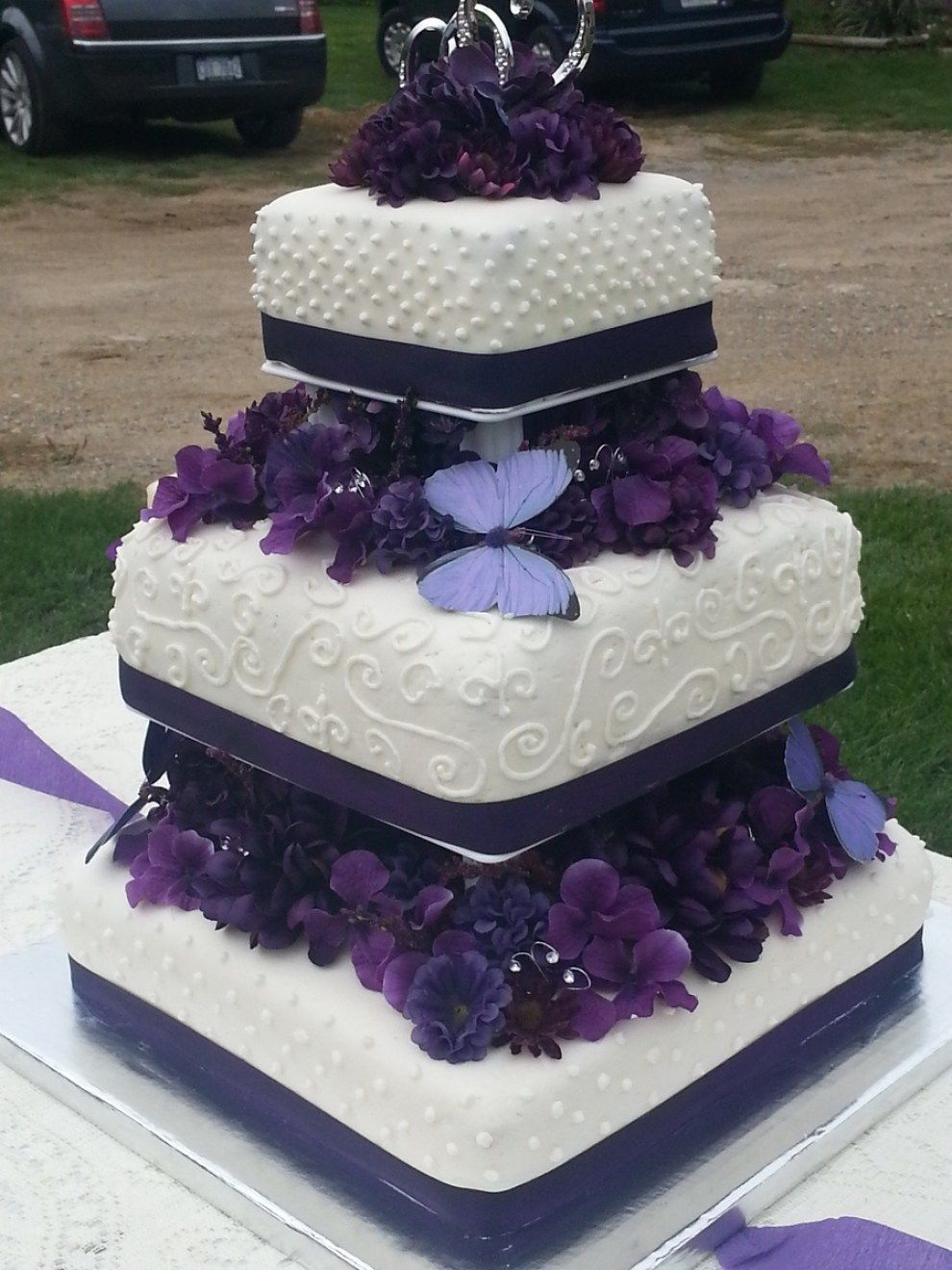 30 Stunning Purple Butterfly Decorations For Weddings Laysa
