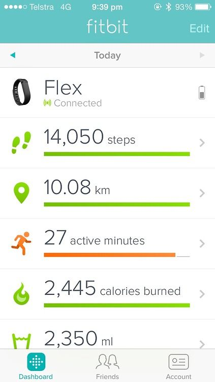 Making The Best Of Your Fitness Plans Fitbit app, Fitbit