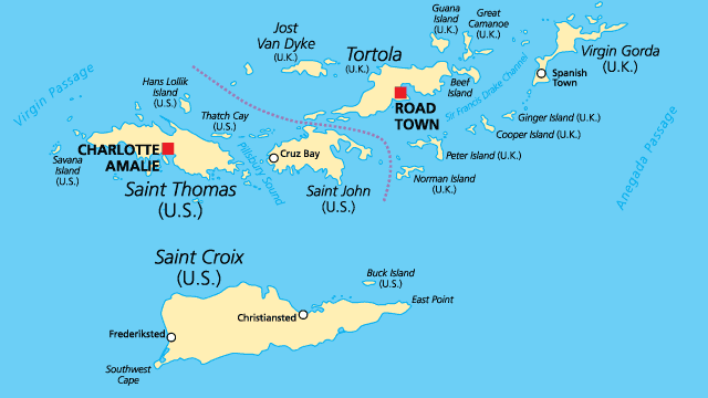 Saint Croix Us Virgin Islands Weather