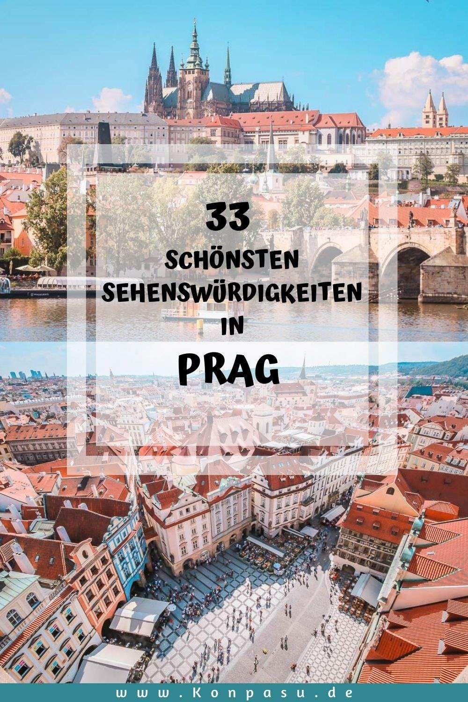 Photo of 33 sights in Prague [Higlights & Geheimtipps]
