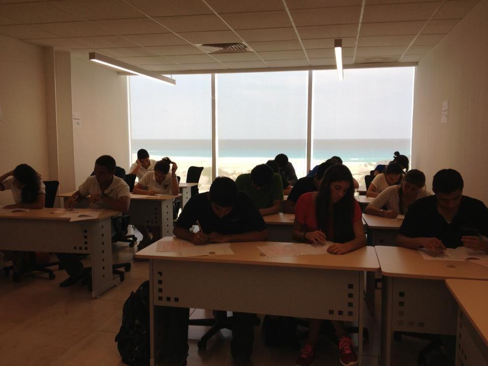 Exámenes de ubicación en el Tec de Monterrey Sede Cancún