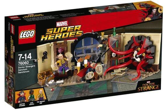 76060 LEGO Super Heroes Doctor Stranges allerhelligste