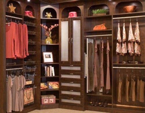 Closet Organization Systems | Home Closet Storage Organizer System ...