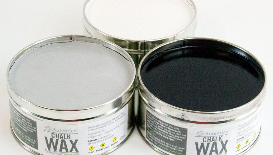 Uso De Cera O Barniz Despues De Pintar Con Chalk Paint Cera Para Muebles Sillas De Pintura De Tiza Pintar Mueble De Melamina
