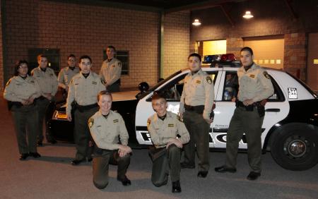 Explorers Life Experiences Volunteer Opportunities Police Department