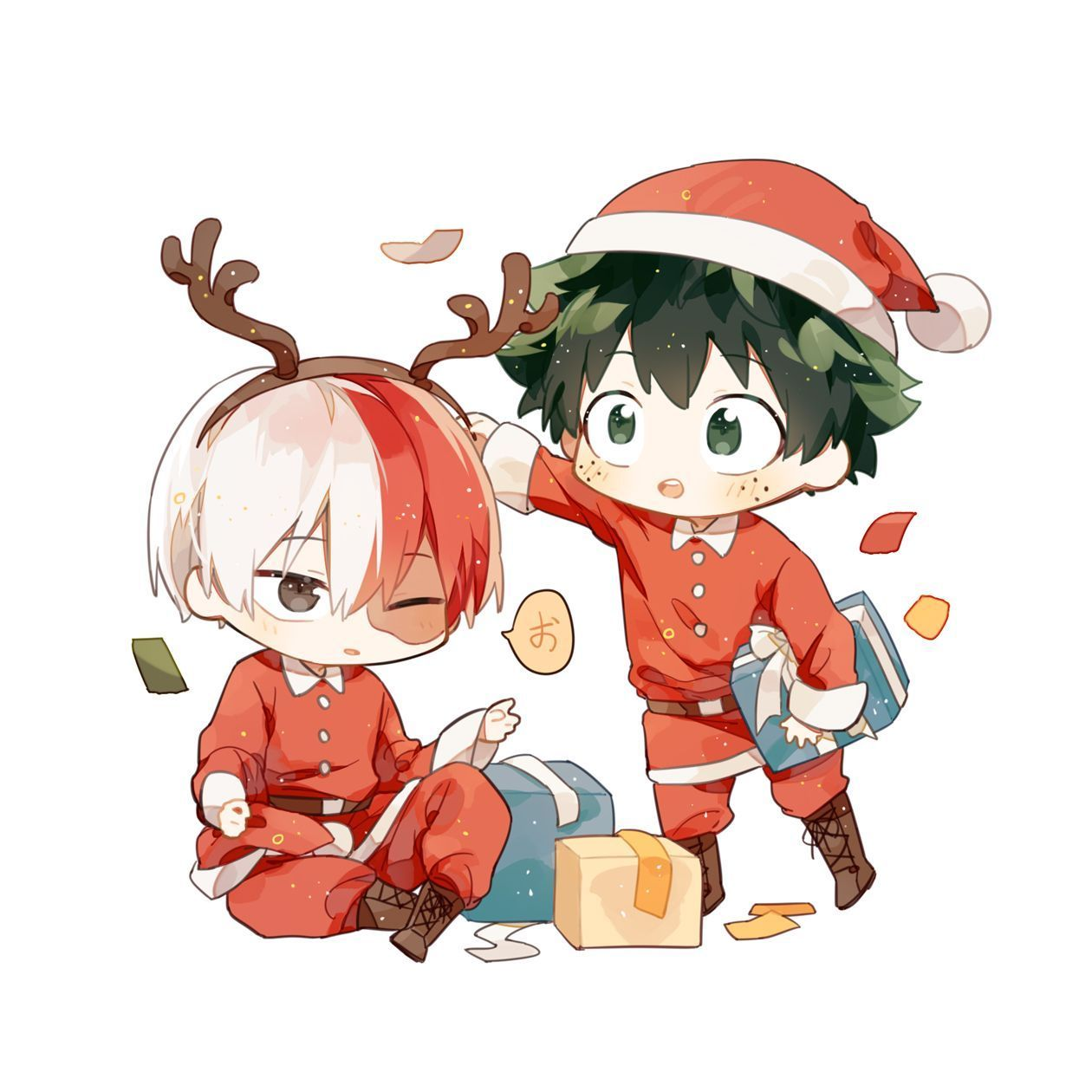 Tododeku pictures!! - •32•