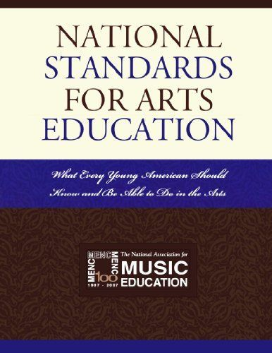 National Standards For Arts Education What Every Young