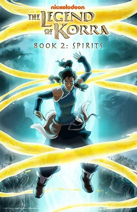 Bryan Konietzko Poster Oficial Livro 2 Espiritos Legend Of