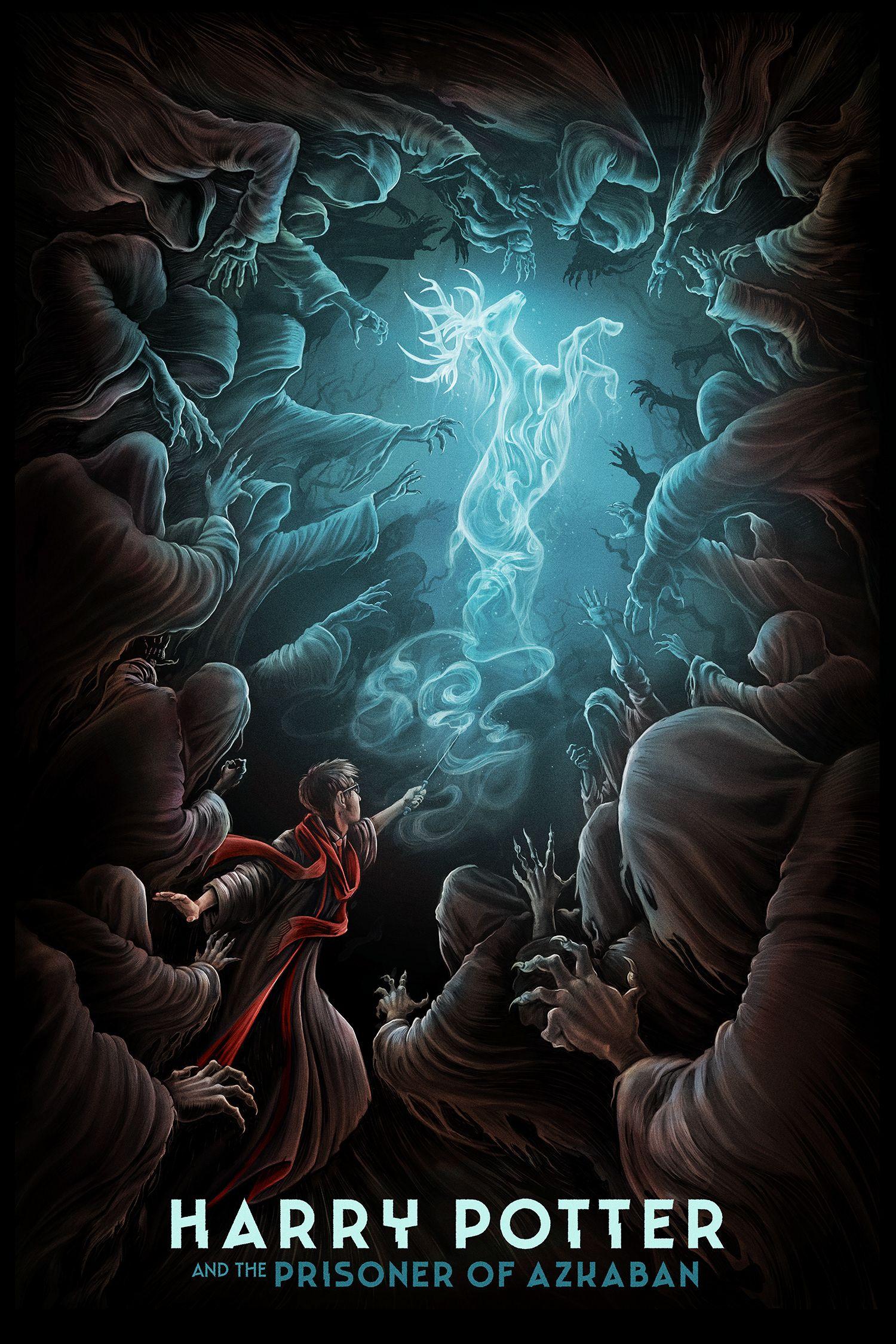 Harry Potter On Behance By Muti Harry Potter Poster Harry Potter Artwork Harry Potter Illustrations