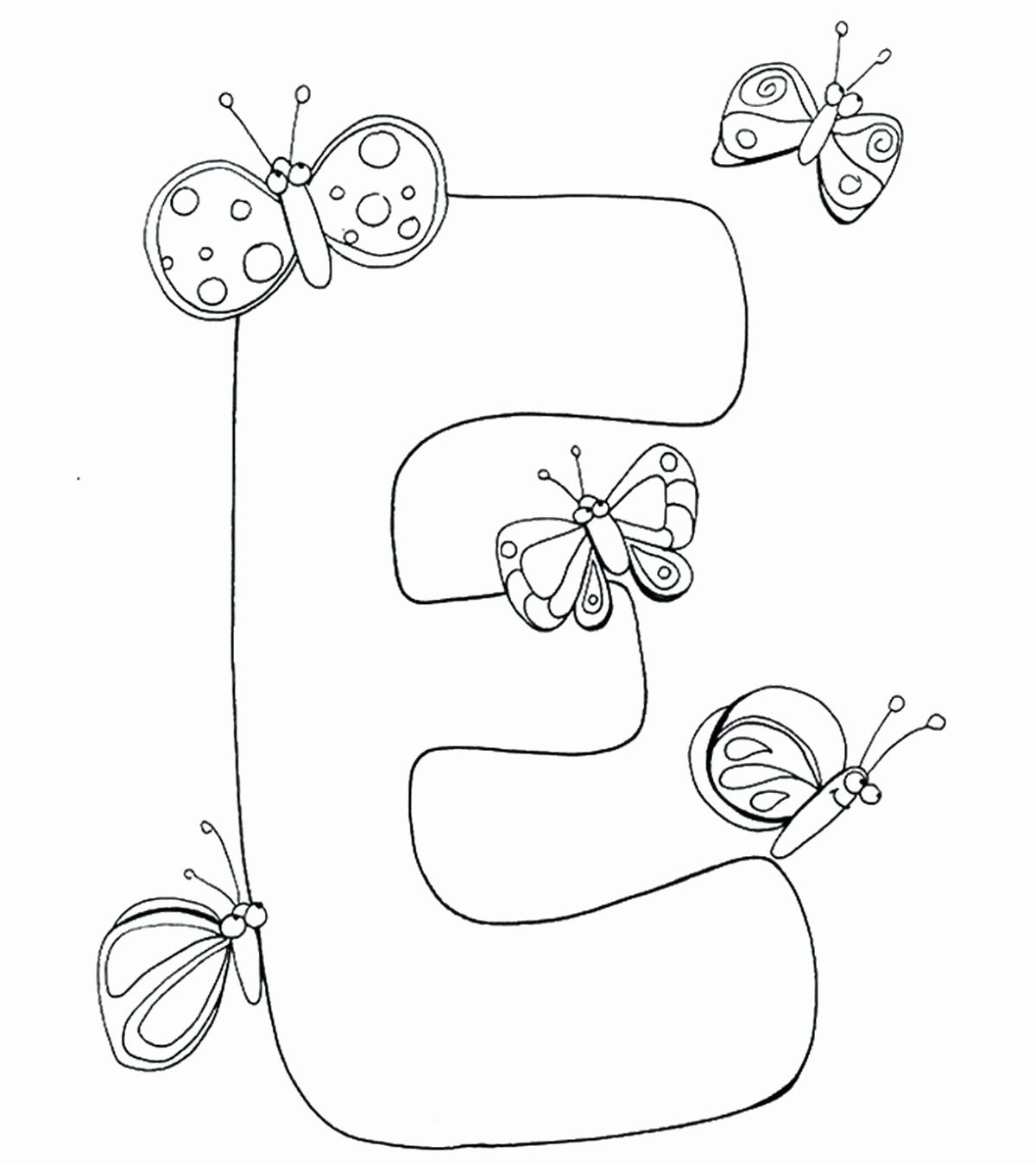 Toddler Learning Coloring Pages