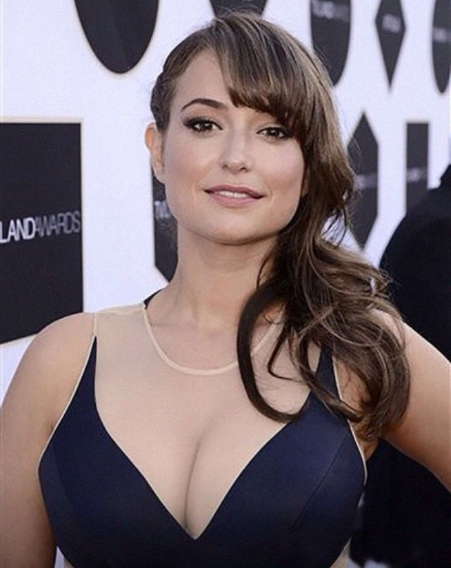 Milana Vayntrub - TV LAND AWARDS | Gals | Pinterest | Tv land ...
