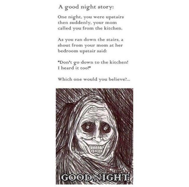 Creepypasta Horror