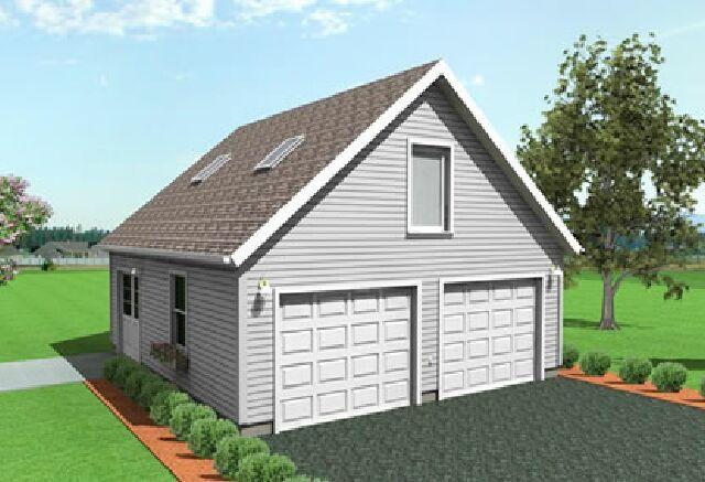 Design connection llc garage plans garage designs for 28x28 garage plans