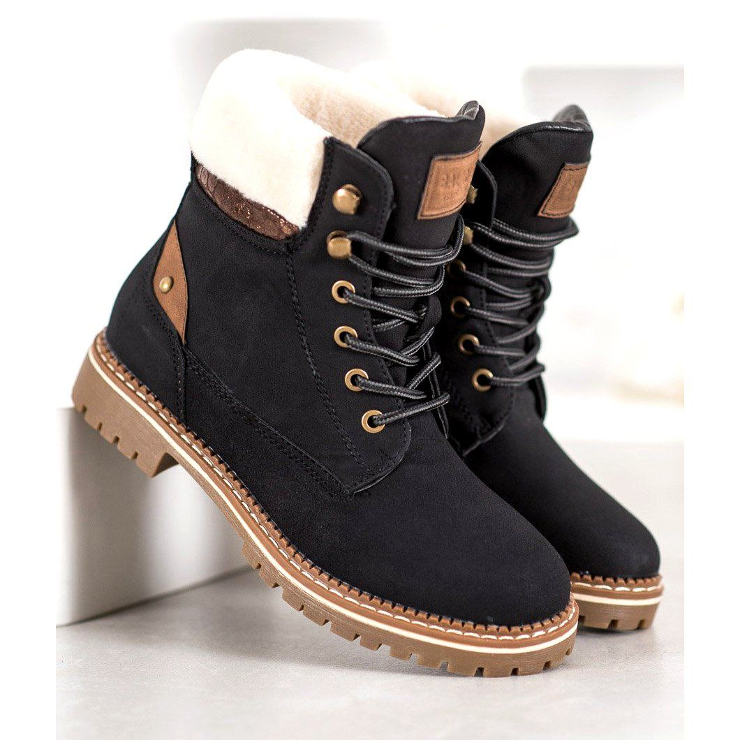 Sds Tekstylne Trapery Brazowe Czarne Szare Boots Timberland Boots Shoes