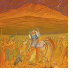 Epopeyas indias, Escrituras y Alturas: Ramayana, batido del océano, la vida de Ganga, Hanuman, Krishna, ...
