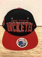 Ohio State Buckeyes Zephyr SnapBack Hat