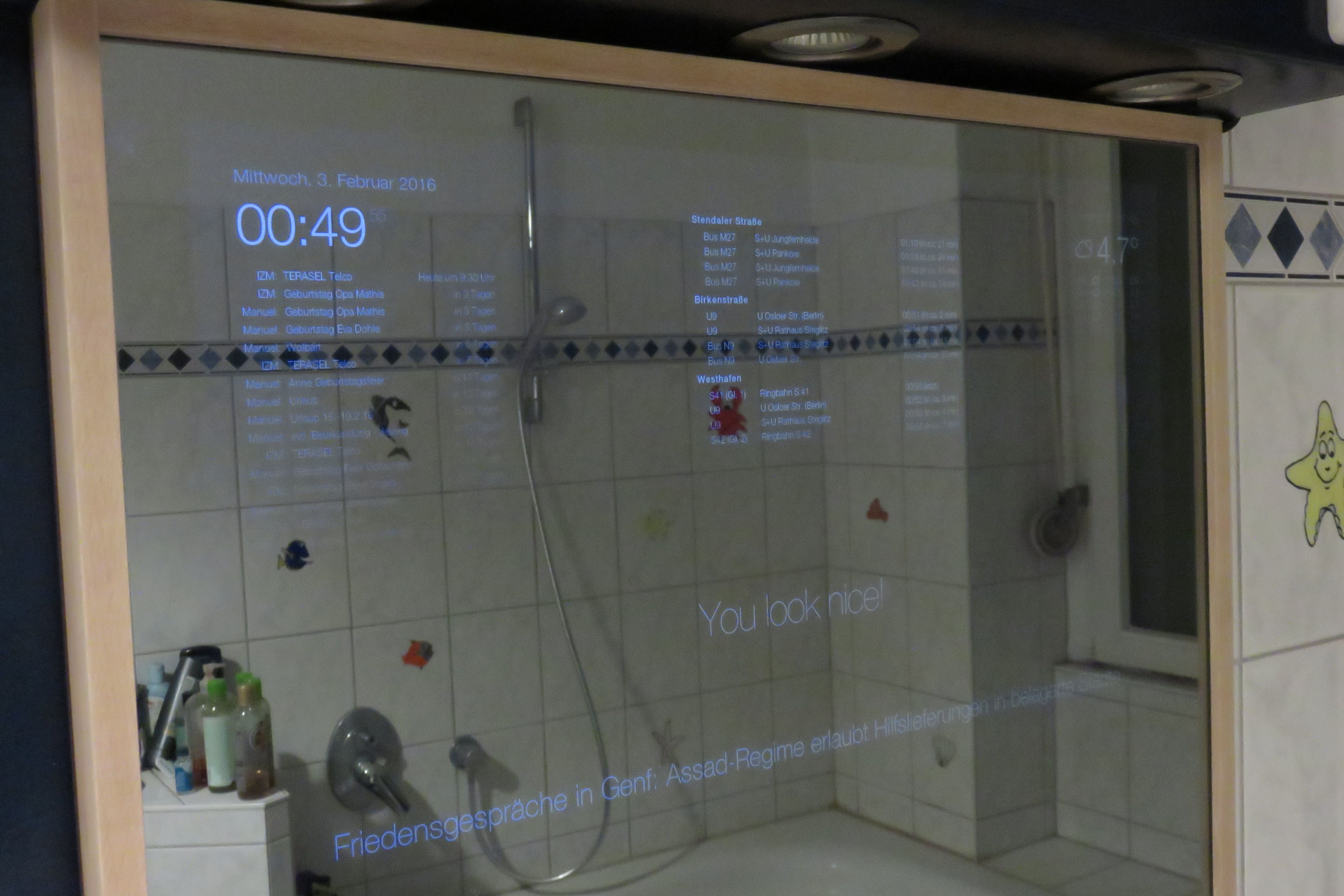 Spiegel Selber Bauen spiegel mit mehrwert bauanleitung zum selber bauen home ideas