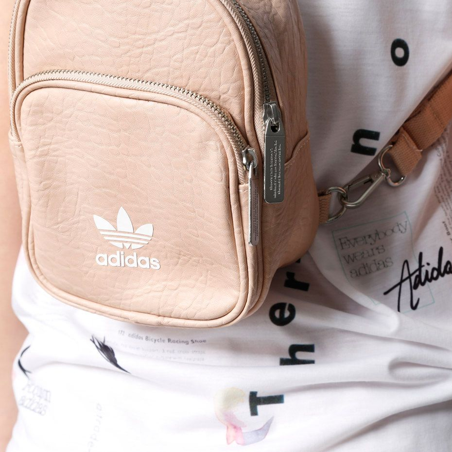 Mini backpack from the Info Poster drop by adidas Originals  e1b941b95ecc6