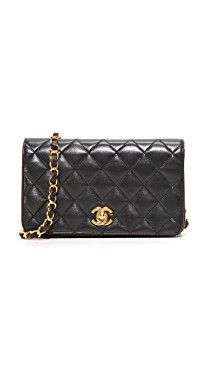 beae398013a8 Chanel Mini Flap Bag (Previously Owned) in 2019 | On-Trend Shoulder ...