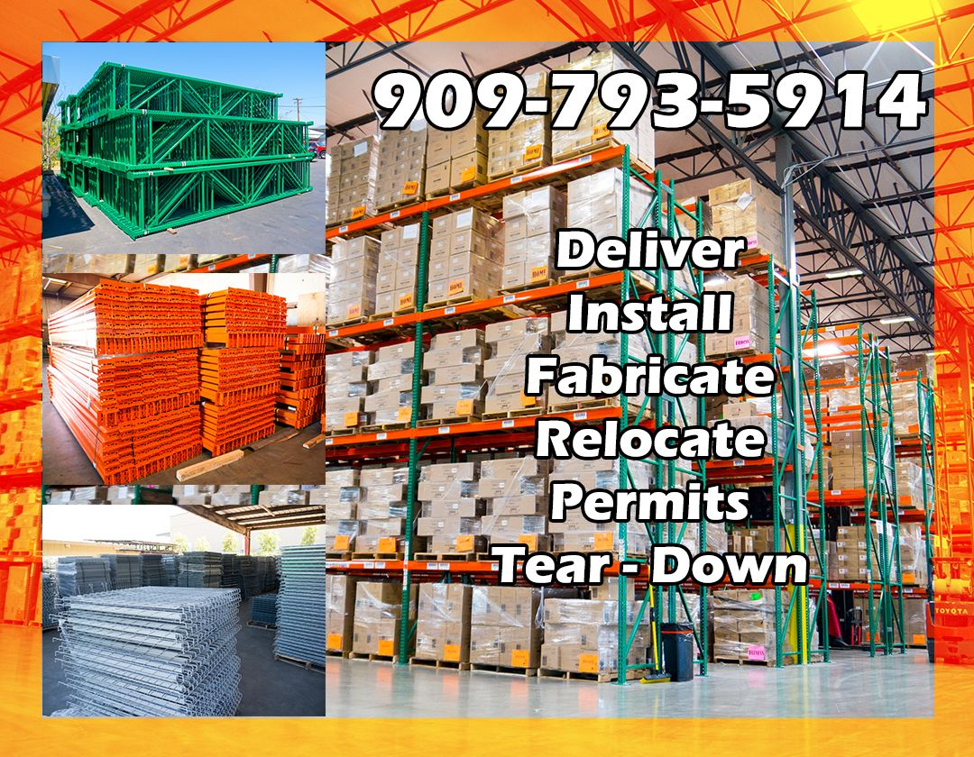 Warehouse Pallet Racks Beams Wire Decks And Uprights We Sell High Quality Warehouse Shelving Materi Warehouse Pallet Racking Pallet Rack Warehouse Shelving