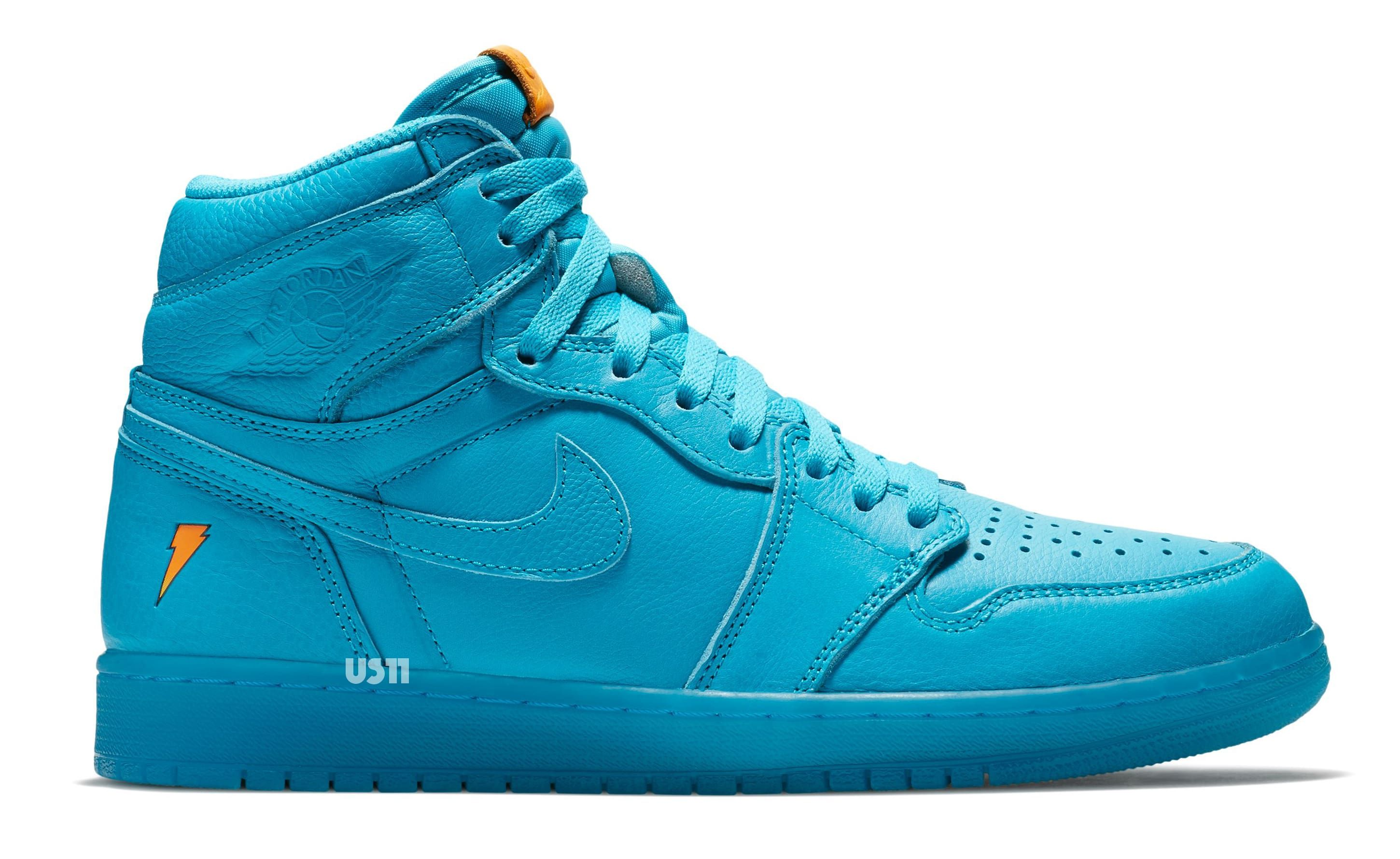jordans gatorade retro 1 nz