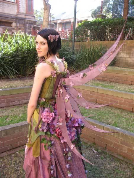 Faeries & Goblins  - not necessarily steampunk, but very very cute...