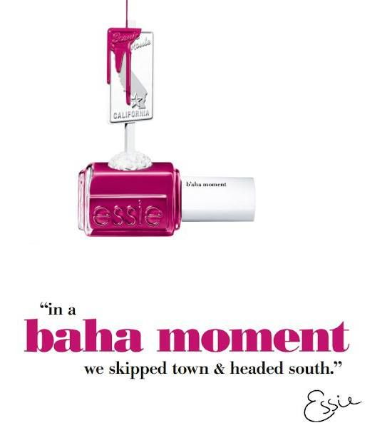 Essie Spring 2017 B'aha Moment Collection