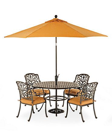 Keep Cool Without The Fuss This Attractive Montclair Umbrella