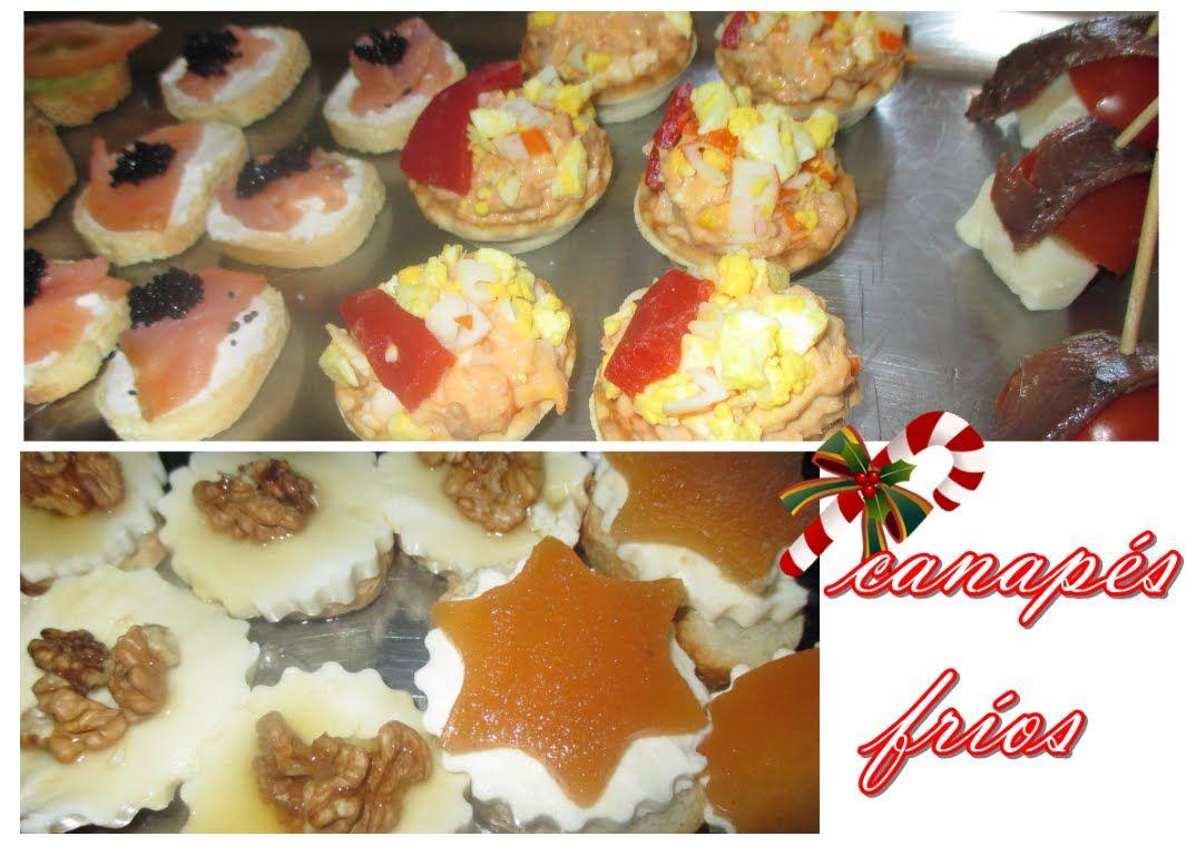 6 canap s f ciles y r pidos de preparar para fiestas for Canapes faciles y rapidos