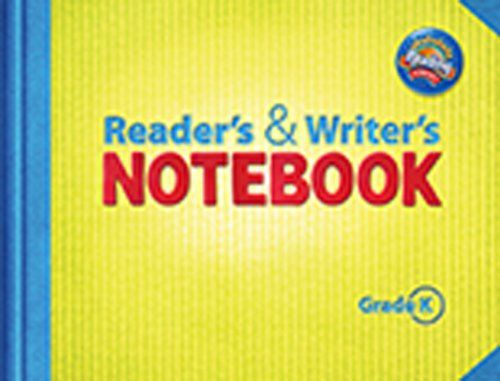 Readers Writer S Notebook Grade K Reading Street Free Download By Scott Foresman Writers Notebook Reading Street Scott Foresman Reading Street