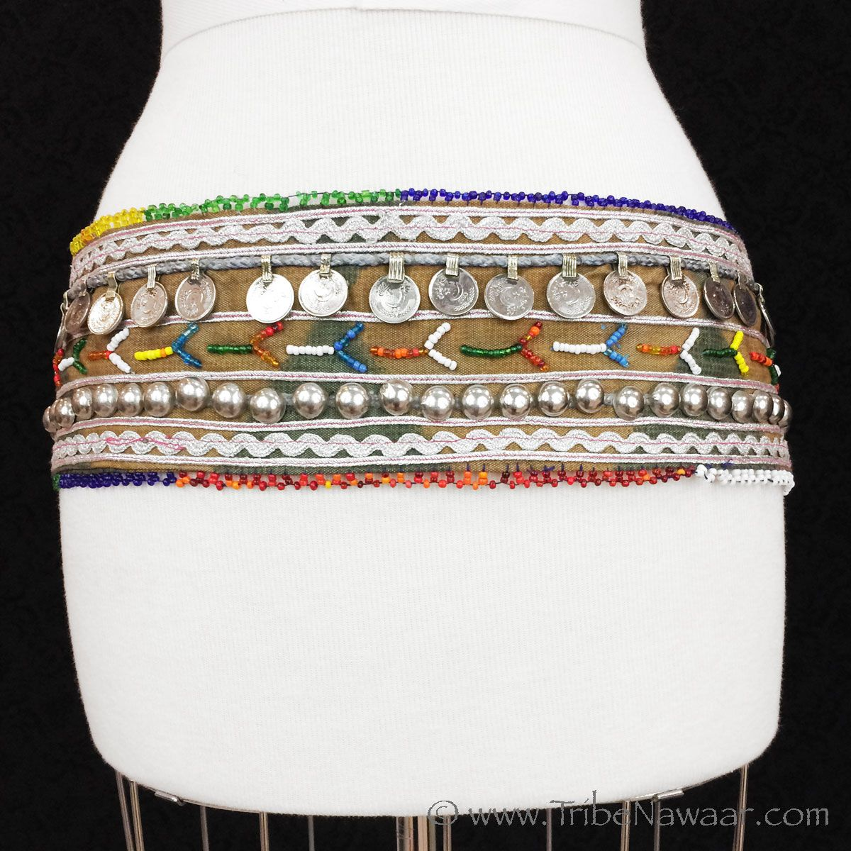 Elven Warrior Brown Tribal Belly Dance Belt | Brown | Pinterest ...