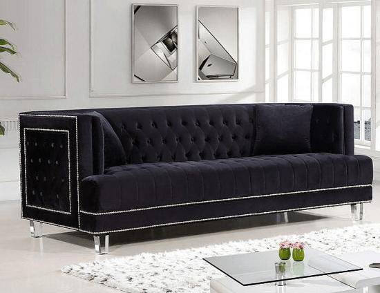 Hettie Chesterfield Sofa Upholstery