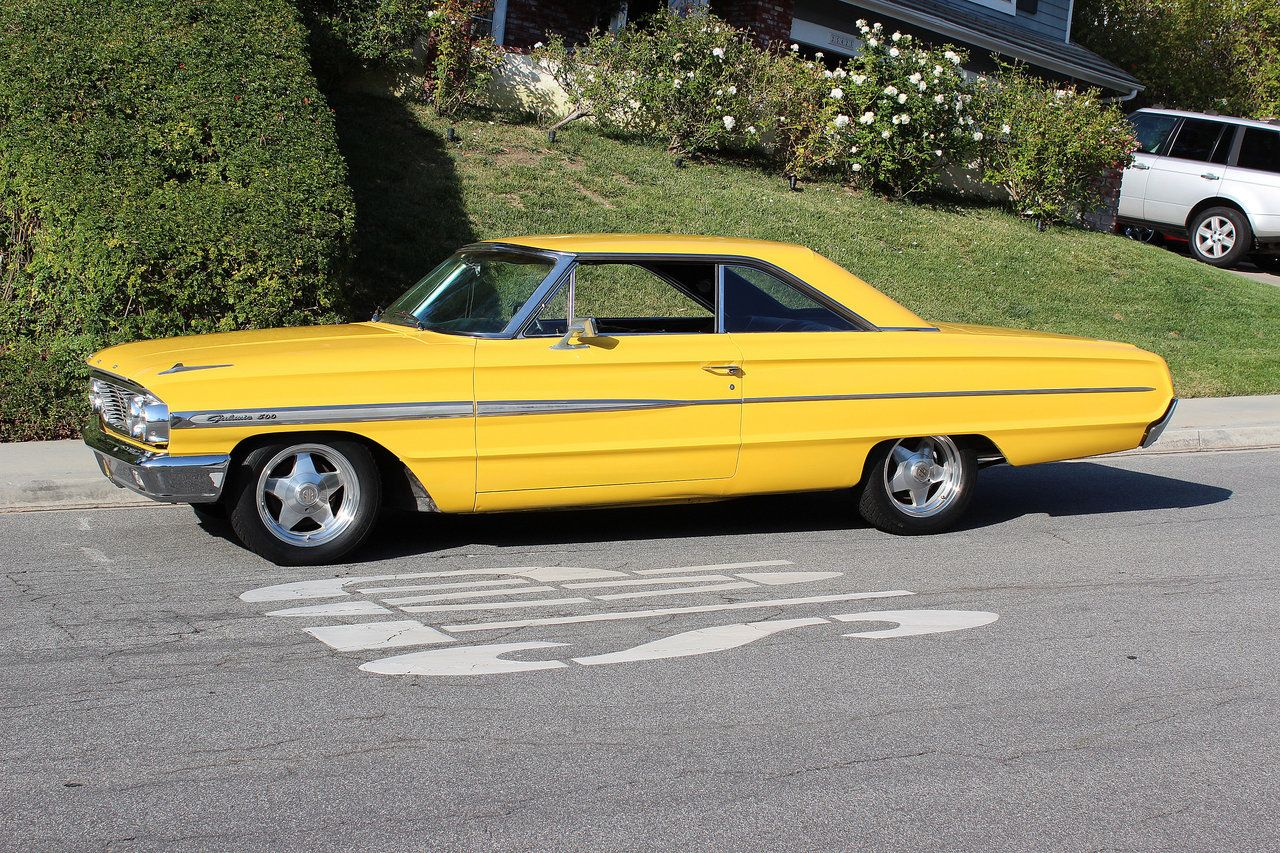 1964 Ford Galaxie 500 I Want It Ford Galaxie Vintage Muscle