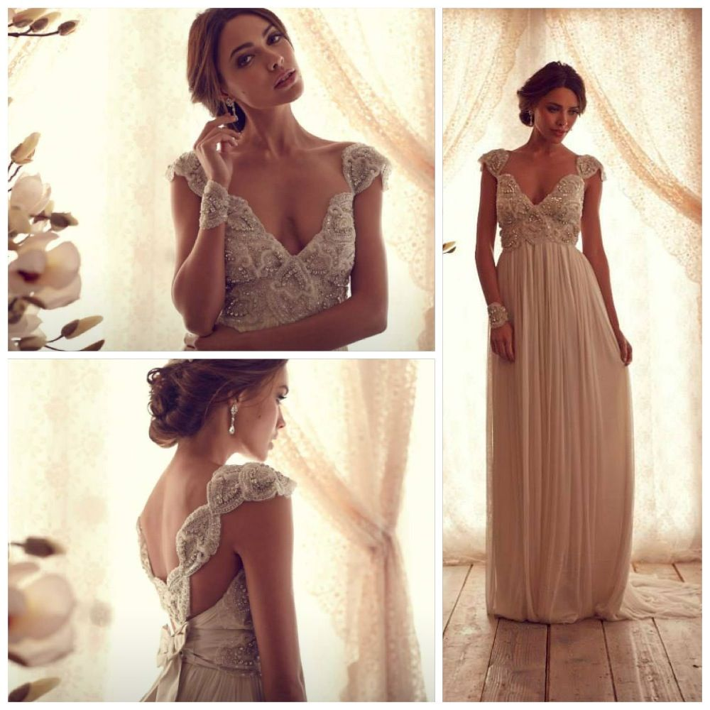 Stuff We Love - Anna Campbell Wedding Dresses 2013  5136bcc641da
