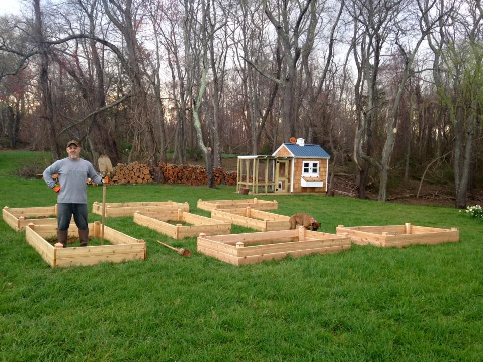 Raised garden beds are an investment that will keep on giving for many years to come!