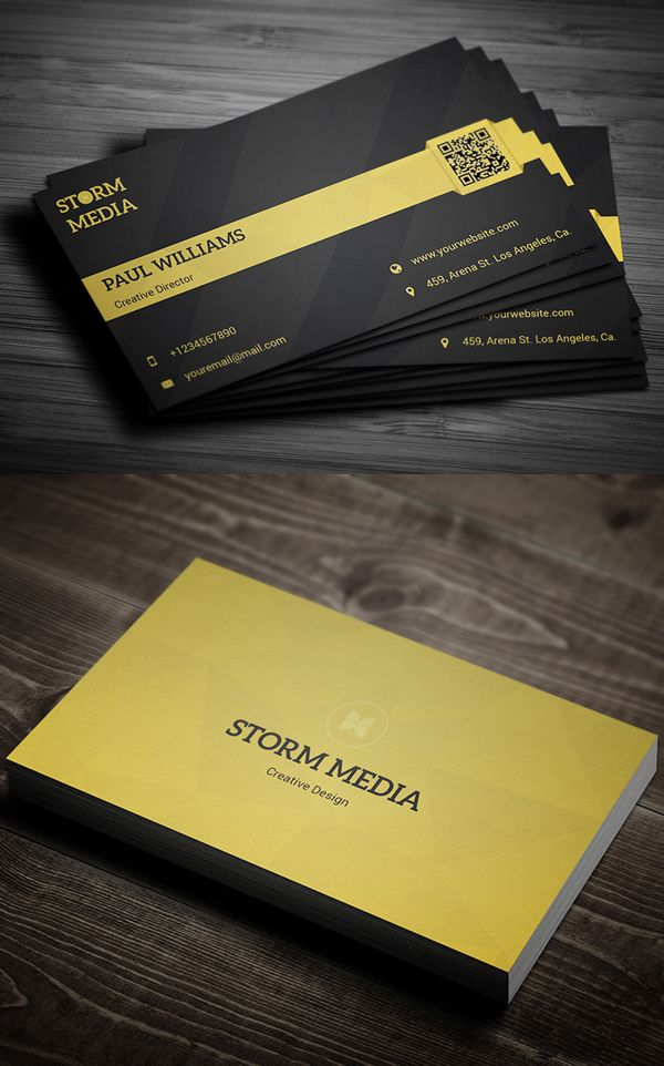 Minimal corporate business card business cards pinterest 51 new professional business card psd templates reheart Gallery