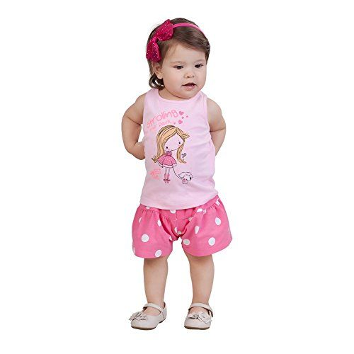 Girls 6-9 Months Outfit Baby & Toddler Clothing