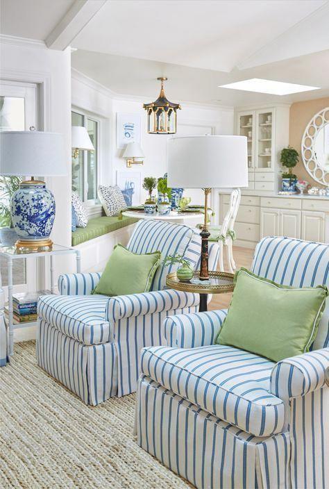 Ikat Blue Curtain Panel