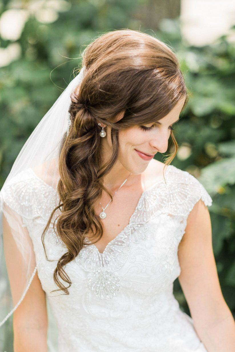 32 wedding hairstyles for long hair you'll want to copy